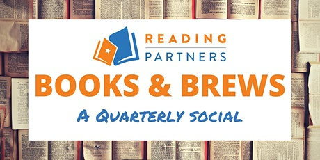 Reading Partners Colorado's Spring Books & Brews - CANCELLED tickets
