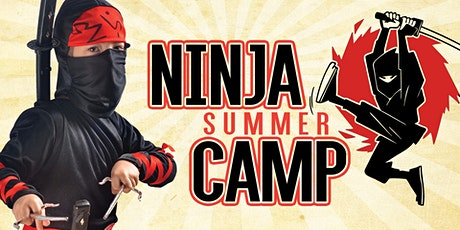 Ninja Camp tickets