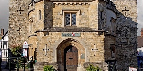 Halloween ghost hunt at Buckingham Gaol tickets
