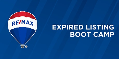 Expired Listings Boot Camp tickets