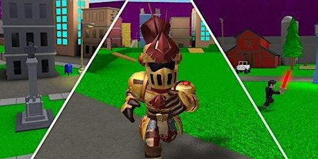 Roblox Game Programming - Battle Royale (Bothell & Kirkland) tickets
