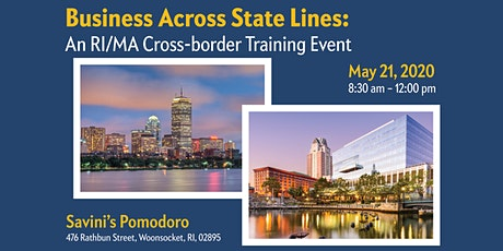 Business Across State Lines: A RI/MA Cross-Border Training Event tickets