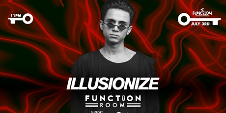 Function present ILLUSIONIZE 2020! tickets
