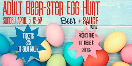POSTPONED | Adult Beer-ster Egg Hunt tickets