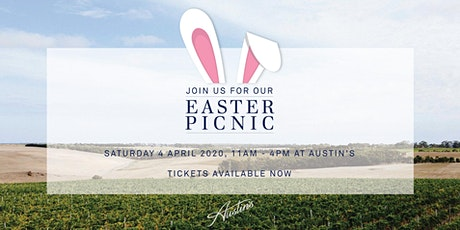 Austin's Easter Picnic tickets