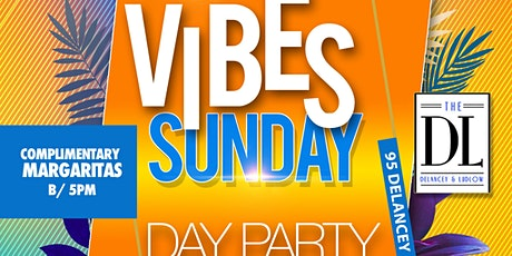 VIBES SUNDAY DAY PARTY  tickets