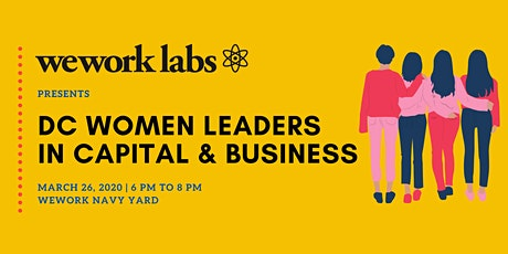 DC Women Leaders In Capital & Business tickets