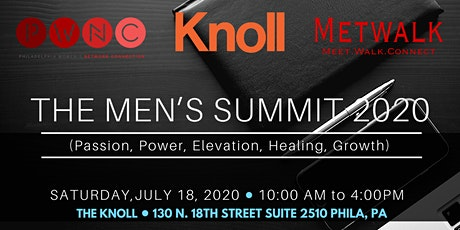 Men's Summit July 2021 tickets