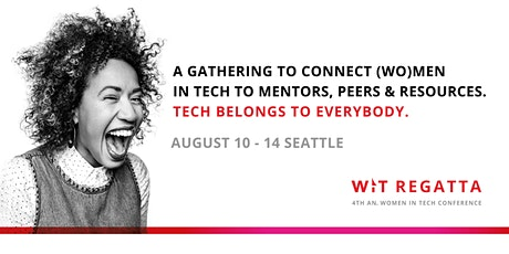 Seattle Women in Tech Regatta 2020 tickets