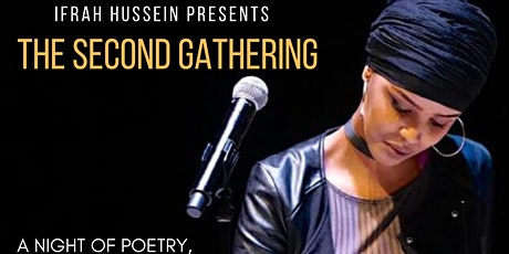 The Second Gathering with Ifrah Hussein tickets
