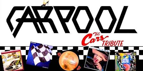 Carpool - Cars Tribute Band tickets