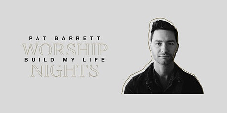 Volunteer at the Pat Barrett Concert in Vancouver, BC tickets