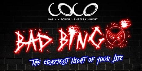 Bad Bingo @ Coco Southend tickets