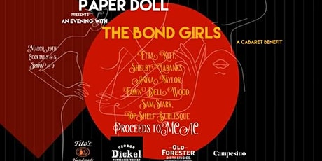 Bond Girls: A Cabaret Benefit tickets