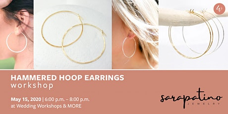 Hoop Earring Workshop tickets