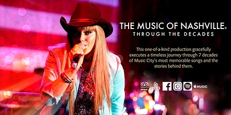 The Music of Nashville at Texas Troubadour Theatre tickets