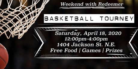 Basketball Tournament and Cookout by Redeemer City Church tickets