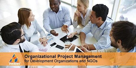 Online Course: Organizational Project Management for Development (September 7, 2020) tickets