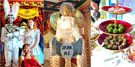 Mother's Day Tea In Wonderland tickets