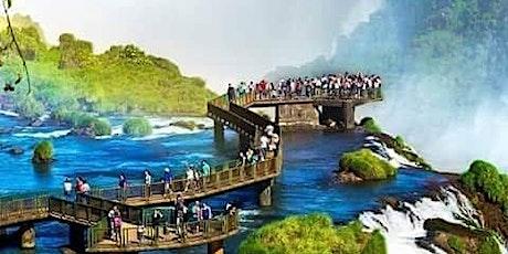 Excursão Para Foz Do Iguaçu, Paraguai E Argentina entradas