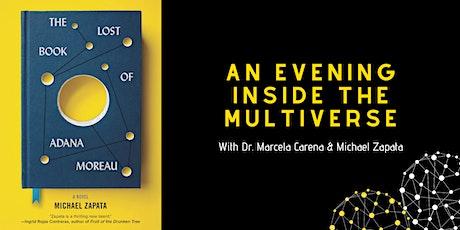An Evening Inside the Multiverse tickets