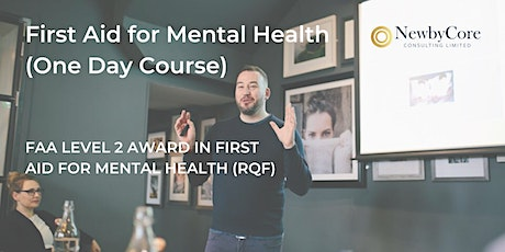 First Aid for Mental Health - 1 Day (Leeds) tickets