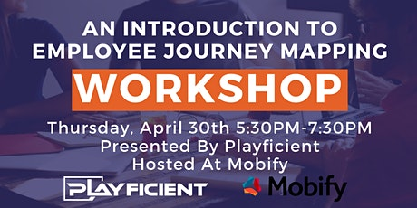 An Introduction To Employee Journey Mapping - A Playficient Workshop tickets