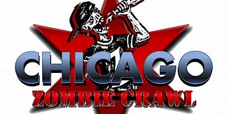 Chicago Zombie Bar Crawl tickets
