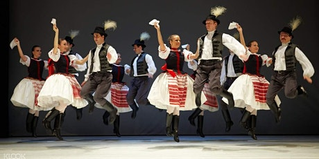 Hungarian Folk Dancing for Adults tickets