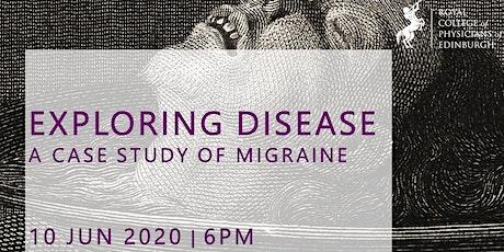 Exploring Disease Histories: A Case Study of Migraine tickets