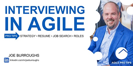 Interviewing in Agile @ Tek Systems tickets
