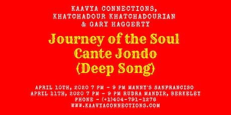 Cante Jondo - A Poetic Musical Show (Berkeley) tickets