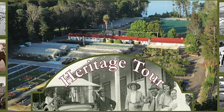 Yarralumla Nursery Heritage Tour 2021 tickets