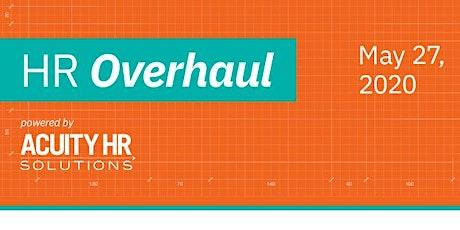 HR Overhaul tickets