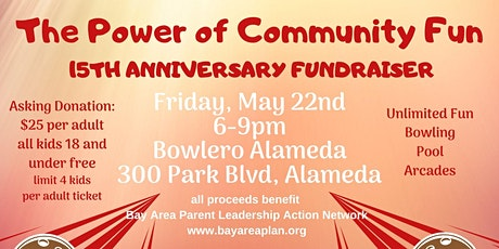 The Power of Community Fun tickets