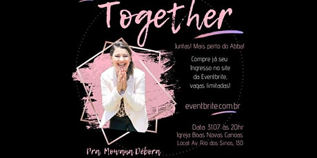 ENCONTRO TOGETHER ingressos