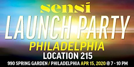 Sensi Magazine Philadelphia Launch Party 4.15.20 tickets
