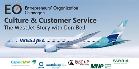 Culture & Customer Service, The WestJet Story with Don Bell tickets