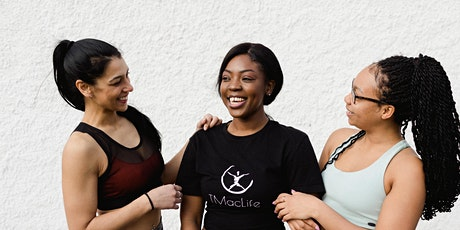 TMacLife's 2020 Female Fitness Brunch BUNDLE  tickets
