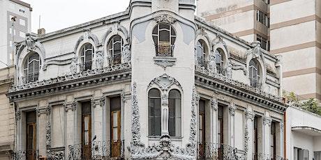 Viaje al Bahía Blanca Art Nouveau y la obra del arq. Salamone, Art Déco entradas