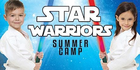 Star Warriors Camp tickets