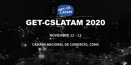 GET-CSLATAM CONFERENCE 2020 boletos