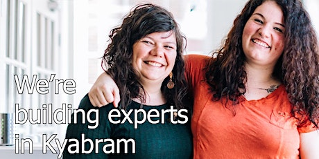 Kyabram Info Session: CIV level Ageing Support & Disability Program tickets