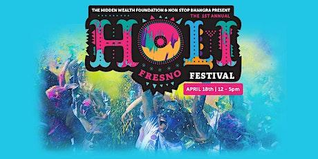 Holi Fresno tickets