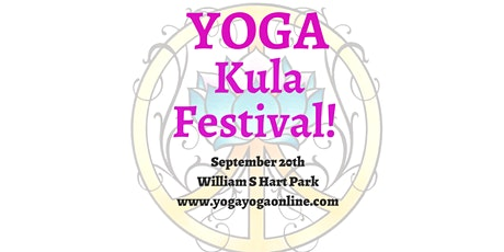 Yoga Kula Festival tickets