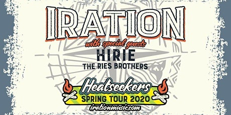 Iration, Hirie & The Ries Brothers tickets