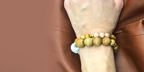 CANCELED: CRAFTING: Crystal Diffuser Bracelets with Mary Boersma tickets