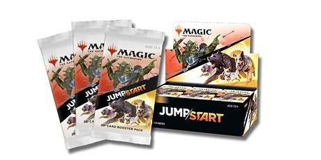 Magic the Gathering Jumpstart Pre-Release tickets