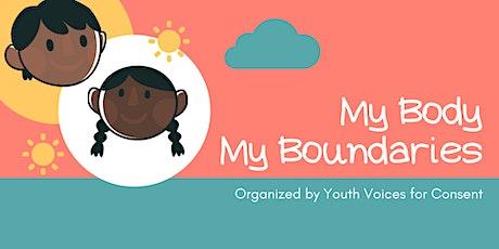 My Body, My Boundaries tickets