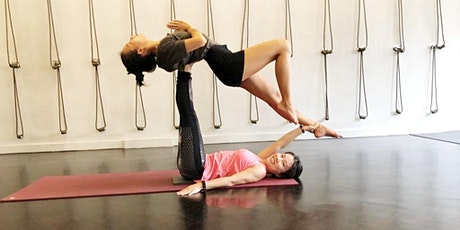 Acroyoga with Brenda (Progression Series ) tickets